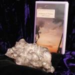 Clear and smokey quartz elestial cluster.