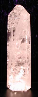 Knight Champion, clear quartz elestial generator
