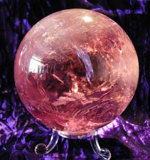 Gateway amethyst sphere