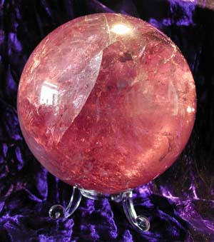Amethyst sphere, Keeper of Counsels - Belonging, Mattering, Wisdom.