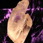 Cathederal quartz cluster