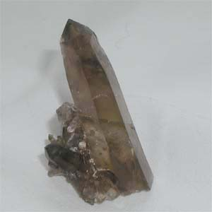 Smokey Quartz With Aegerine